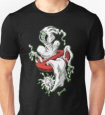 NO CREEPY GHOSTS Unisex T-Shirt