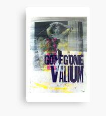 GoneGoneToValium Metal Print