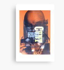 HardCunt Metal Print
