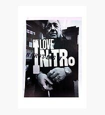 ILoveNitro Photographic Print
