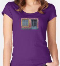 Pentati  - JUSTART © Women's Fitted Scoop T-Shirt