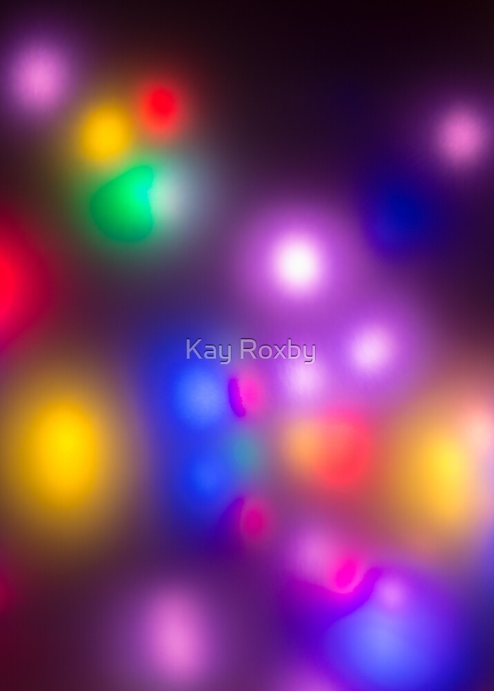 bright lights by Kay Roxby