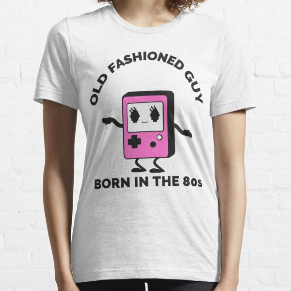 Born in the 80s Essential T-Shirt