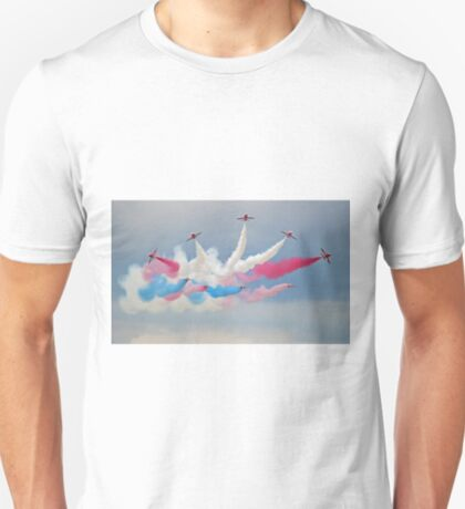 The Red Arrows - Detanator - Dunsfold 2014 T-Shirt