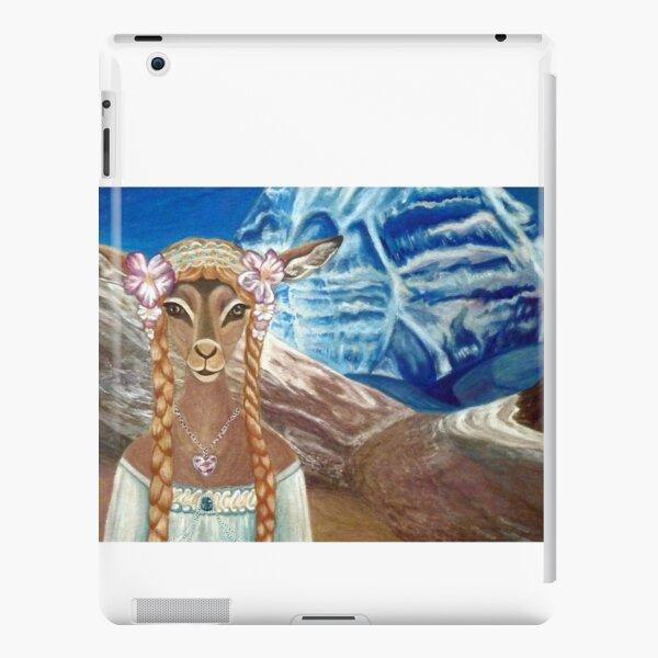 Lady Impala in Tibet's Mount Kailash iPad Snap Case