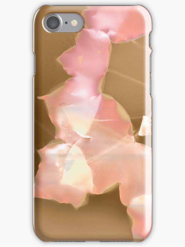 Lumen Print - English Ivy - alternative photo process by jeliza