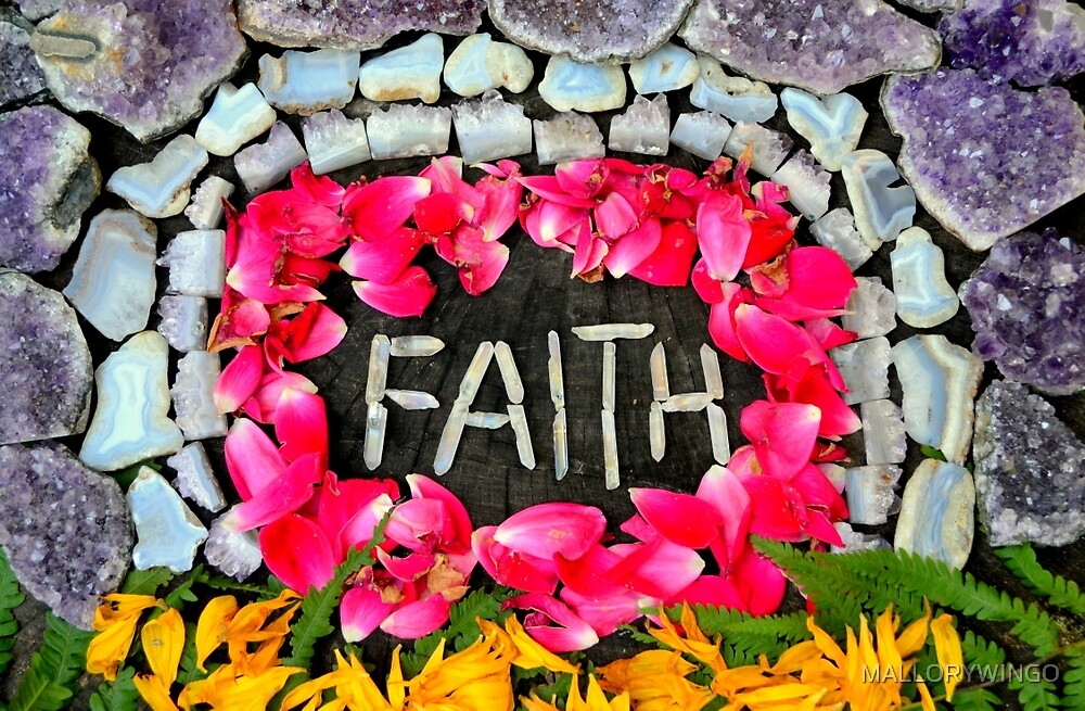 FAITH by MALLORYWINGO