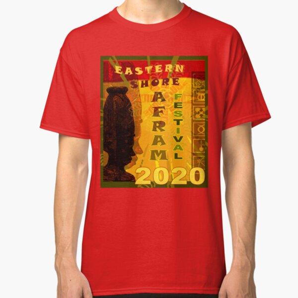 Eastern Shore AFRAM Annual | Ebony Queen Classic T-Shirt