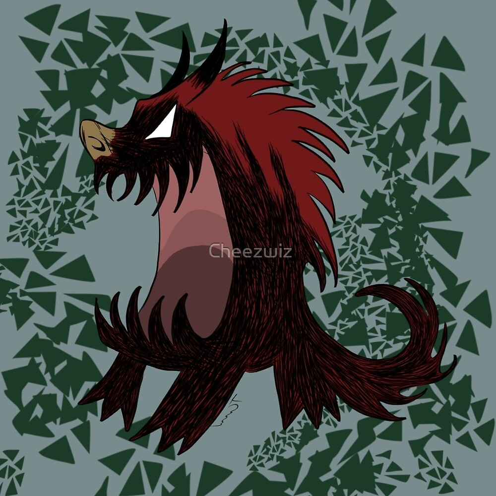 Red hound, Don't starve by Cheezwiz