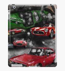 Historic Car Art iPad Case/Skin