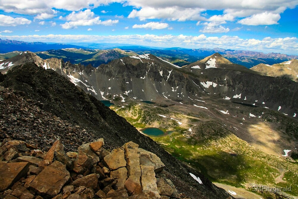 Mt. Quandary  by SMFitzgerald