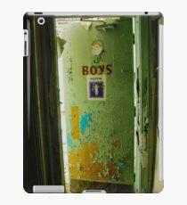 Boys! Boys! Boys!  iPad Case/Skin
