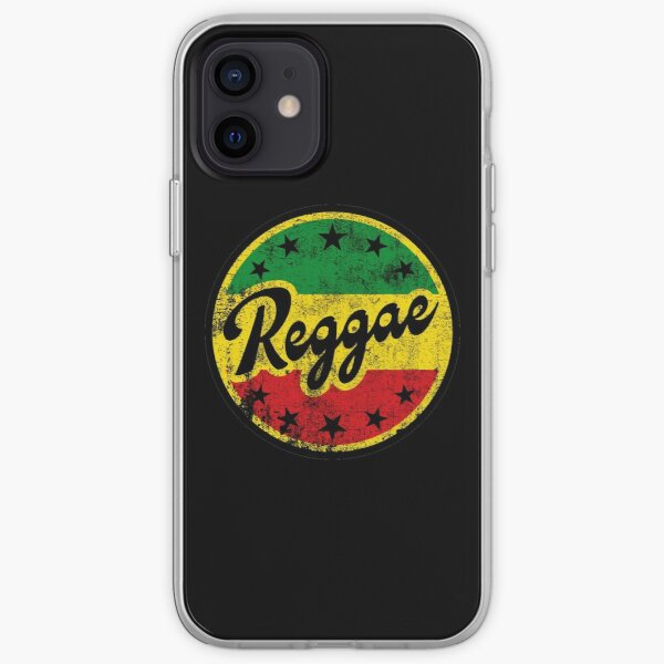 Reggae Coque souple iPhone