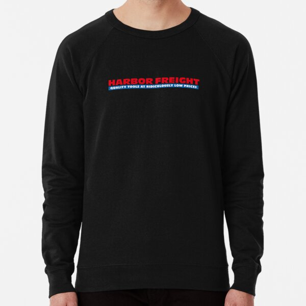 Harbor Freight Lightweight Sweatshirt