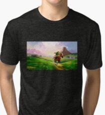 Zelda! Tri-blend T-Shirt