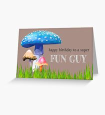 Alles Gute zum Geburtstag, Spaß Guy Grußkarte