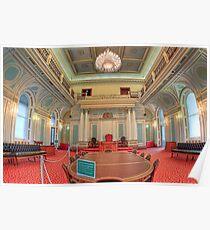 Queensland Parliament • Brisbane • Australia Poster