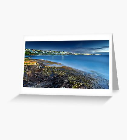 A New Day - Lurline Bay, Sydney Greeting Card