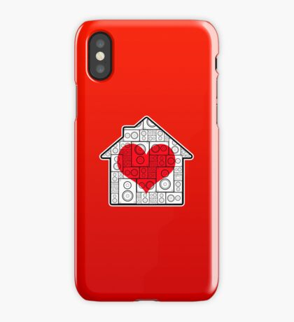 I Love House Music iPhone Case/Skin