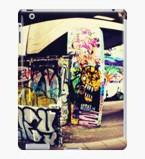 South Bank skate park graffiti  iPad Case/Skin