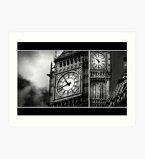 Big Ben | All in a Day's Work Art Print