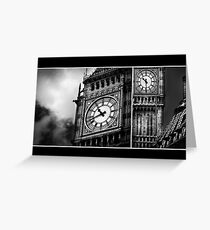 Big Ben | All in a Day's Work Greeting Card