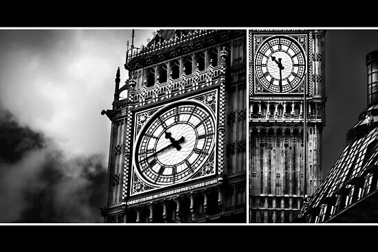 Big Ben | All in a Day's Work by Didi Bingham