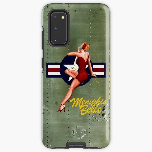 The Memphis Belle Samsung Galaxy Tough Case