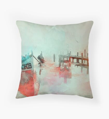 A new day has come II  Throw Pillow