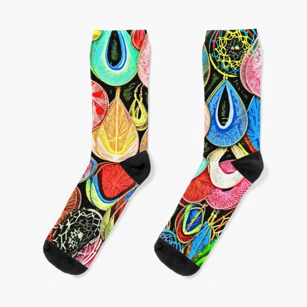 Earrings #1 Socks