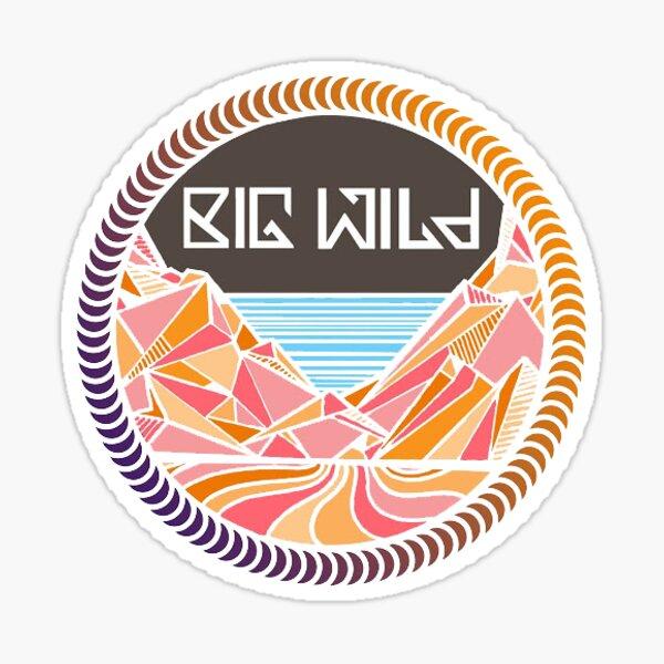Big Wild Sticker