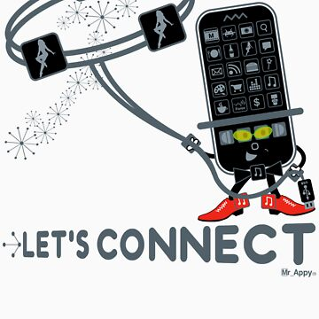 Mr Appy: Let's connect by Mr-Appy