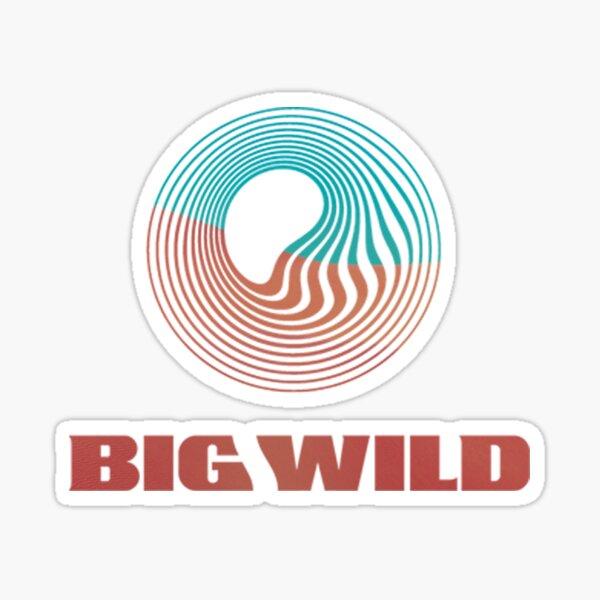 Big Wild Superdream Sticker