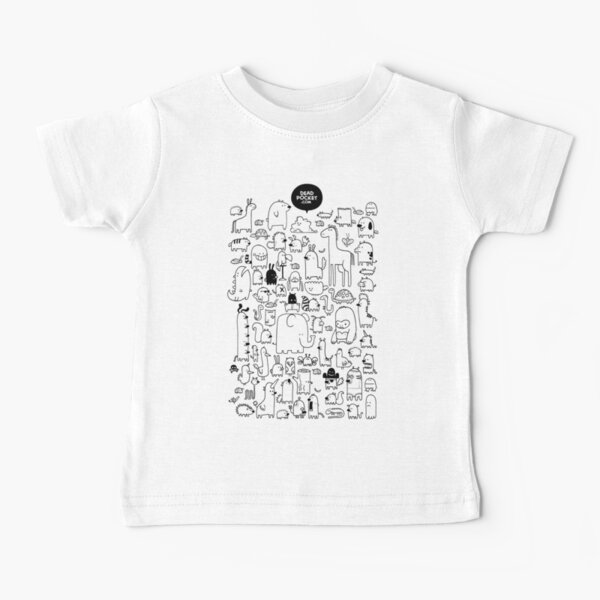 All the Beasts Imagined & Real Baby T-Shirt