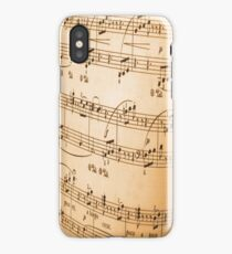 Music Notes iPhone Case
