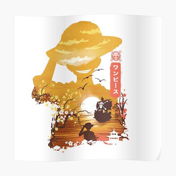Monkey Pirate Poster