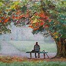 Solitude by Olga Gorbacheva