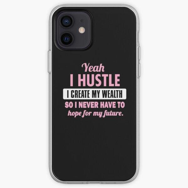 Wealth Hustle - Pink iPhone Soft Case
