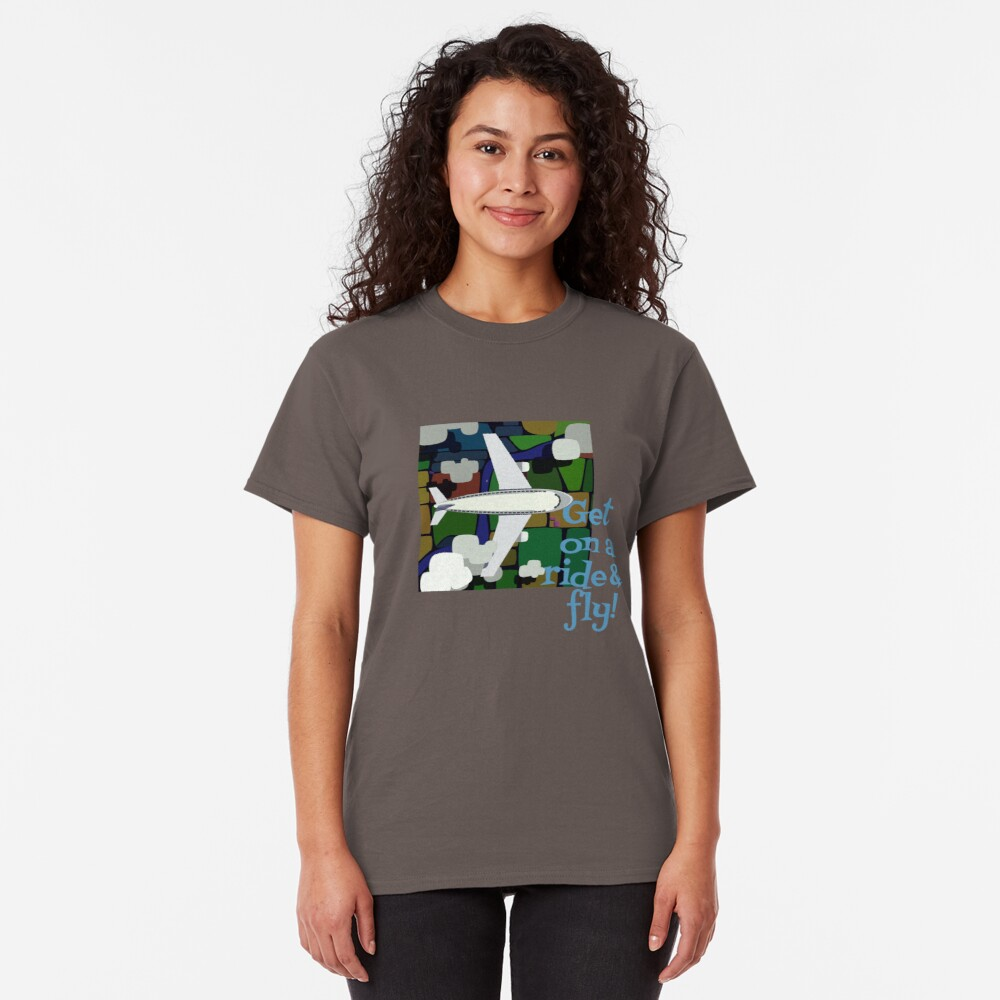 Get & Fly Classic T-Shirt