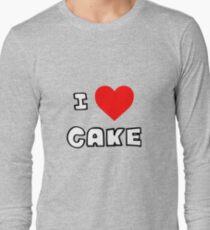 I Heart Cake T-Shirt