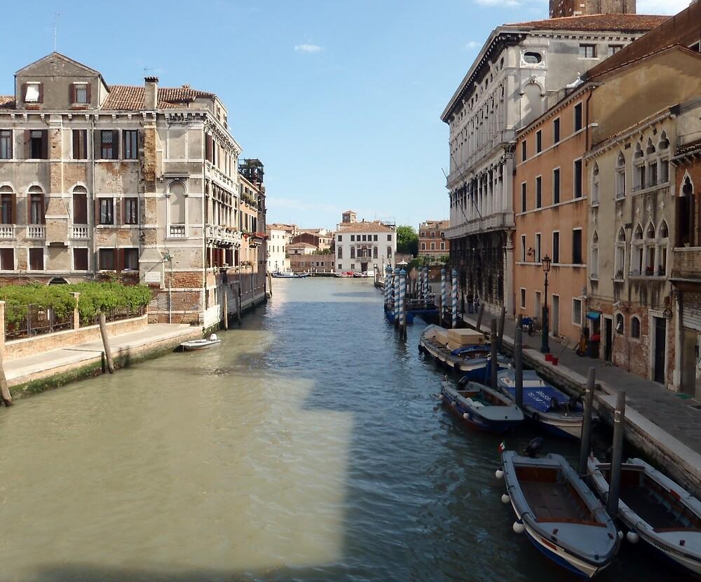 Ponte degli Scazli 3.0 - Venice  by clarebearhh
