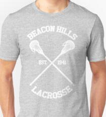 Beacon Hills Lacrosse Unisex T-Shirt