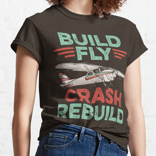 RC Plane Remote Controlled Model Classic T-Shirt