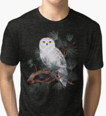 Snowy Tri-blend T-Shirt