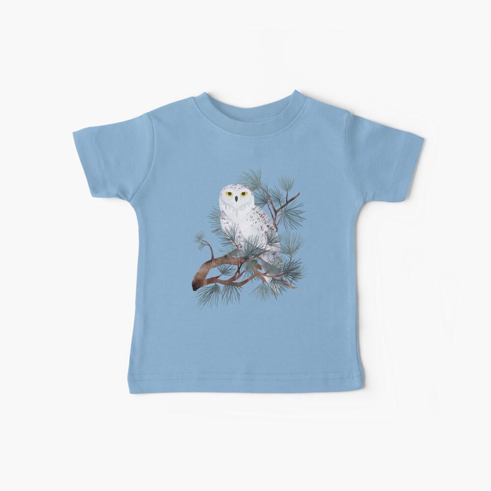 Nevado Camiseta para bebés