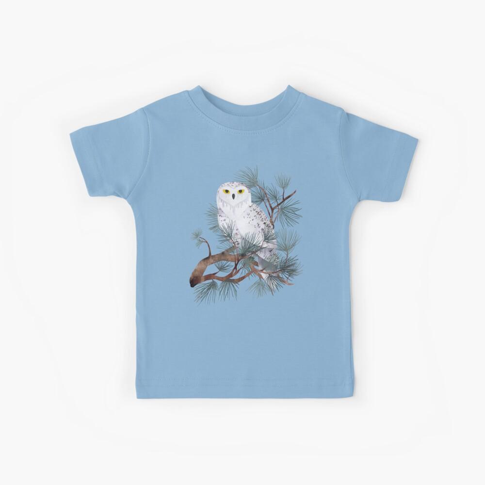 Nevado Camiseta para niños