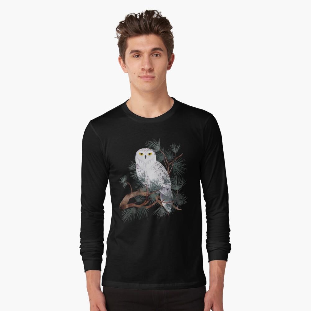 Nevado Camiseta de manga larga