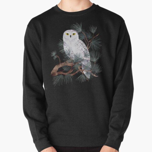 Snowy Pullover Sweatshirt