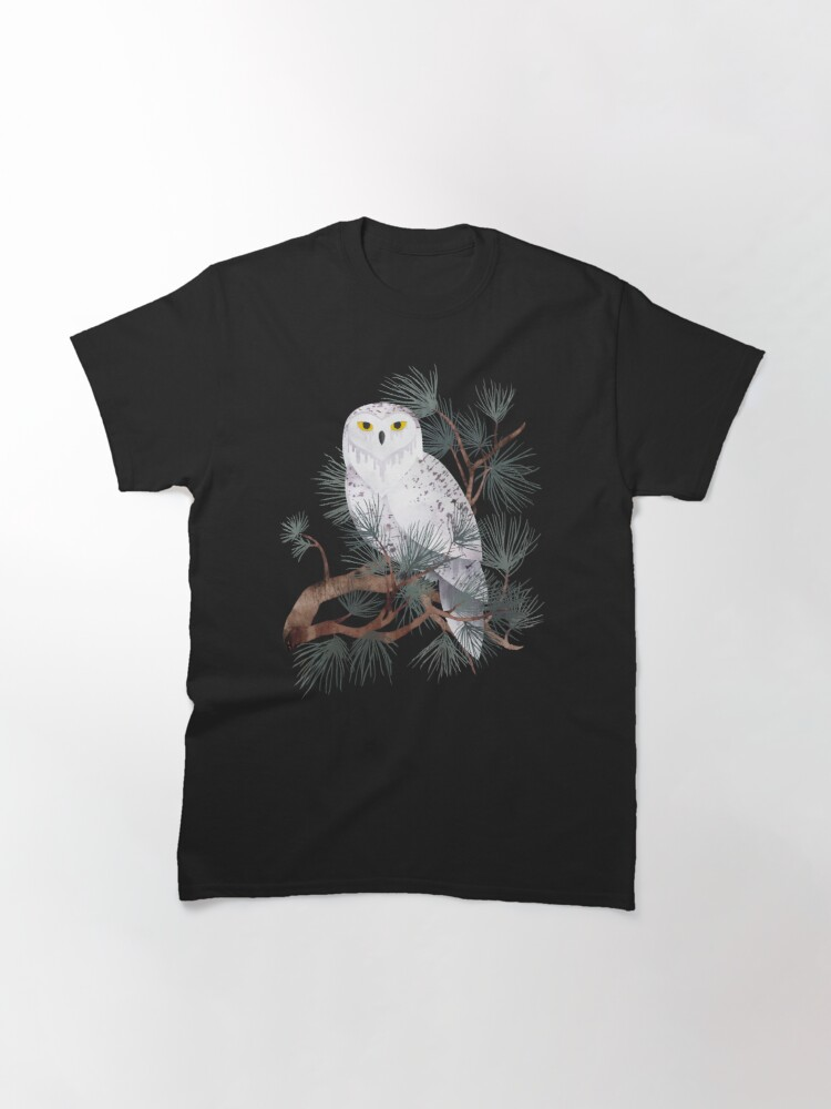 Alternate view of Snowy Classic T-Shirt