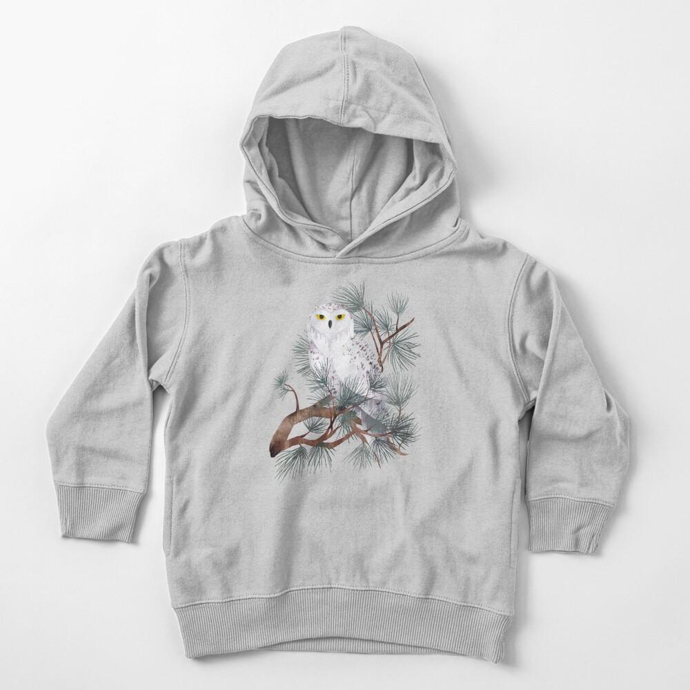 Snowy Toddler Pullover Hoodie